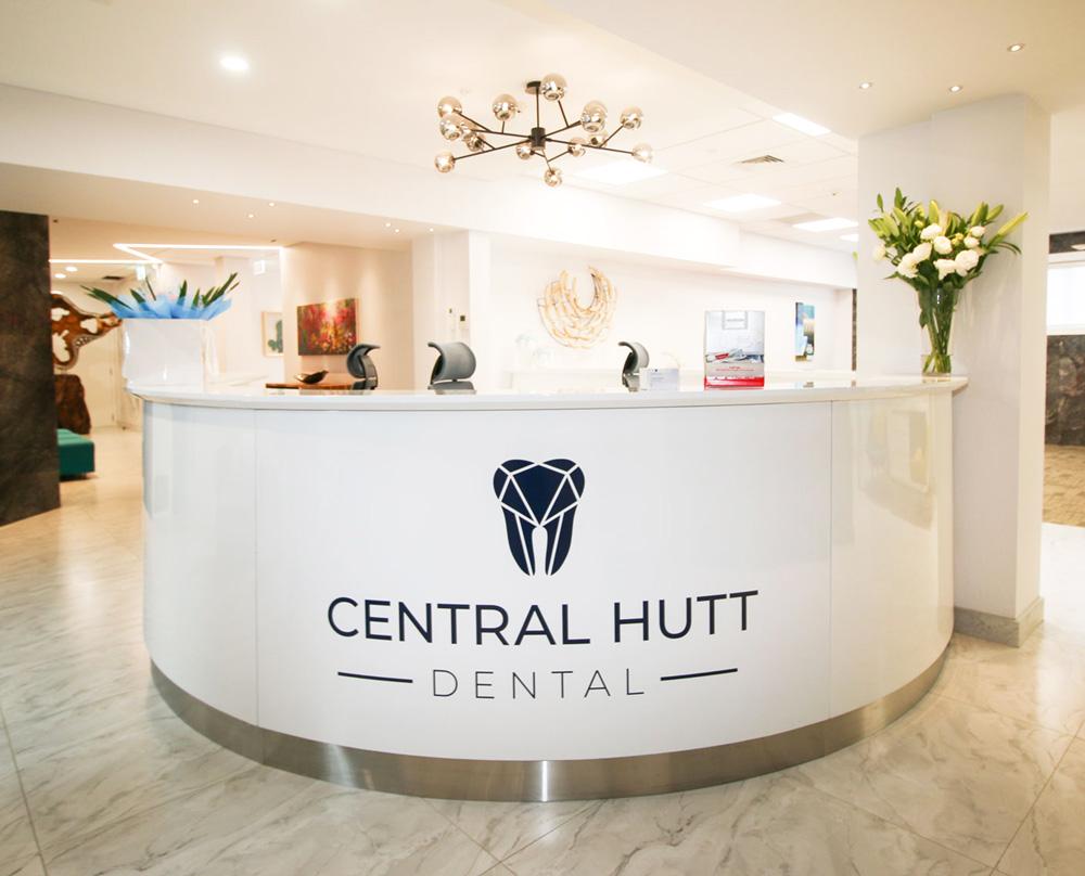 Central Hutt Dental Reception